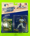 1989 GEORGE BELL - STARTING LINEUP - SLU - FIGURINE - BLUE JAYS - FIGURE! - (2)