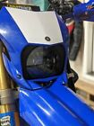 WR250R & WR250X Black DOT LED Headlight Kit - Yamaha - JNS Engineering