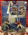 Starting Lineup 1997 MLB Classic Doubles Cal Ripken Jr. and Brooks Robinson MOC