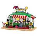 LEMAX Summer Americana Village House OUR SUMMER PARADISE Camper Light-Up NIB
