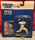 Starting Lineup 1996 Edition Prestige Pitchers Hideo Nomo Action Figure w/Card