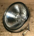 Honda cb350f cb 350 Four Headlight Bulb and Trim Ring TESTED AND WORKING