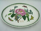 PORTMEIRION BOTANIC GARDEN SHRUBBY PEONY 14 3 4 OVAL STEAK PLATTER UNUSED