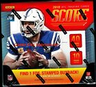 2019 Panini Score Football Factory Sealed Hobby Box