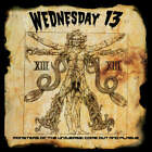 Wednesday 13 - Monsters Of The Universe: Come Out And Plague CD NEW