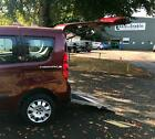 Fiat Doblo Dualogic wheelchair accessible adapted mobility disabled vehicle car