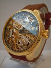 ULYSSE NARDIN MASONIC SKELETON ENGRAVING Watch