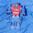 Vintage Transformers Road Ranger Tractor Trailer Bandai 1983 Made in Japan