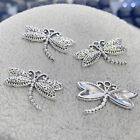 10pcs 2416mm Dragonfly Charms Tibetan silver Pendants Antique Jewelry Making