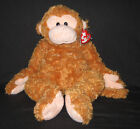 TY FUMBLES THE MONKEY BEANIE BUDDY - MINT with MINT TAGS