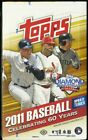 2011 TOPPS UPDATE BASEBALL FACTORY SEALED HOBBY BOX, MIKE TROUT RC ROOKIE?