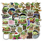 50 pc Baby Yoda Stickers The Mandalorian merchandise Ship from USA