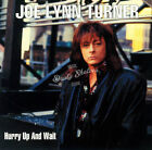 JOE LYNN TURNER HURRY UP AND WAIT CD in Jewel Case Booklet Album New Sealed