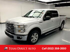 2016 Ford F-150 XLT Texas Direct Auto 2016 XLT Used 3.5L V6 24V Automatic RWD Pickup Truck