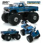 GREENLIGHT 13541 1974 FORD F250 BIGFOOT 1 DIECAST MONSTER TRUCK 118 66 TIRES