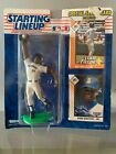 1990 ext Rookie KEN GRIFFEY JR Seattle Mariners Starting Lineup + 2-1989 cards