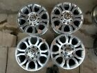 DODGE RAM 2500 LARAMIE LONGHORN 18 OEM FACTORY WHEELS RIMS FREE shipping