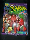 Marvel Uncanny X Men Xmen Juggernaut 1993 Action Figure Trading Card ToyBiz Rare