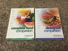 WEIGHT WATCHERS 2003 Flex Points COMPLETE FOOD  DINING OUT COMPANION SET