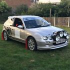 Mg zr 160 stage rally car logbooked