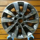 2019 2020 CHRYSLER PACIFICA 17x7 FACTORY OEM WHEEL POLISHED GRAY 9