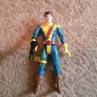 Original Forge COMPLETE with gun Series 2 Toy Biz 1992 X Men Yellow holster