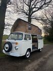 13k miles Vw t2 campervan type 2 baywindow camper late bay Volkswagen