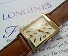 Clean Vintage 1953 Men's Longines Flared Tank 17J Cal. 9LT Swiss Watch 4 REPAIR