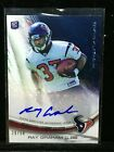 2013 Topps Platinum Football Rookie Autographs Short Prints and Guide 73
