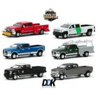 Greenlight 46030 Dually Drivers Series 3 Complete Set of 6 Diecast Trucks 164