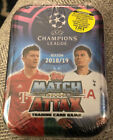 2018-19 Topps UEFA Champions League Match Attax Soccer Cards 18
