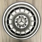 Mercedes Benz R107 W108 W109 W116 14 x 65 Reconditioned 15 Slot Factory Wheel