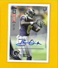 D4884 BRIAN QUICK 2012 TOPPS KICKOFF RAMS ROOKIE AUTOGRAPH #45 85