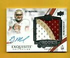 EJ Manuel Signs Exclusive Autographed Memorabilia Deal with Panini Authentic 15