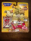 1998 Edition Starting Lineup Trevor Kidd Action Figure Extended Series  (B70A)