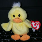 Ty Puddles the Duck Basket Beanie Plush 4
