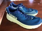 HOKA ONE ONE Rincon Mens Running Shoes Deep Teal Lime Sherbet Size 125