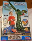 Thomas The Train Trackmaster Cranky And Flynn Save the Day NIB New R/C motorized