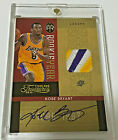 2009-10 Panini Timeless Treasures KOBE BRYANT Rookie Year Prime Patch Auto #1 25