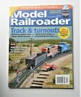 Model Railroader magazine  July 2017 Track and Turnouts