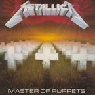 Metallica : Master of Puppets Heavy Metal 1 Disc CD
