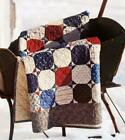 SO MANY SNOWBALLS Quilt Pattern Beginner Multiple Sizes from Magazine