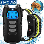 Dog Training Collar Pet Shock E Collar Waterproof with Remote Small Big Dogs