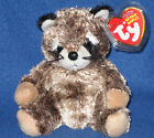 TY SNEAKS the RACOON BEANIE BABY - MINT with MINT TAGS