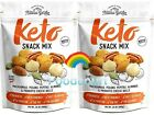 2 Packs Nature's Garden Keto Trail Mix Healthy Snacks 24 oz Each Pack