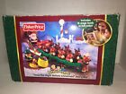 Fisher Price Little People Twas The Night Before Christmas Set Read