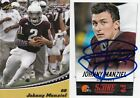 Johnny Manziel Cards, Rookie Cards, Key Early Cards and Autographed Memorabilia Guide 113