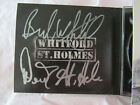 WHITFORD ST. HOLMES - REUNION CD SIGNED BY BOTH *BRAND NEW  & Unplayed*