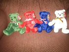 TY Beanie Babies - Basilico  Mascotte  Jurgen and George (Europe Exclusive)