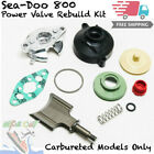 Sea-Doo 787 800 Exhaust Power Rave Valve Rebuild Repair Kit XP SPX SP GT